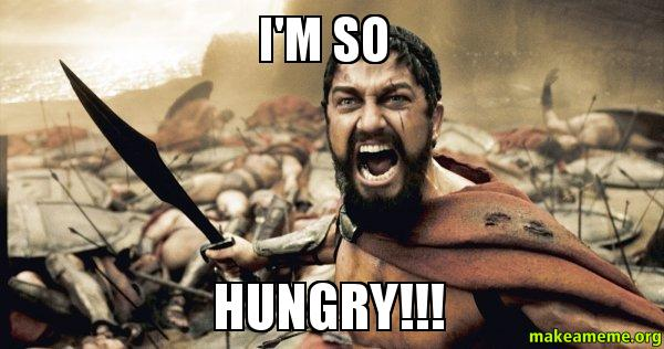 Don't Be Hangry. 10 Hunger Beating Tips